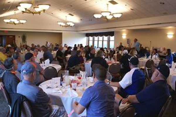 morton college foundation outing lunch