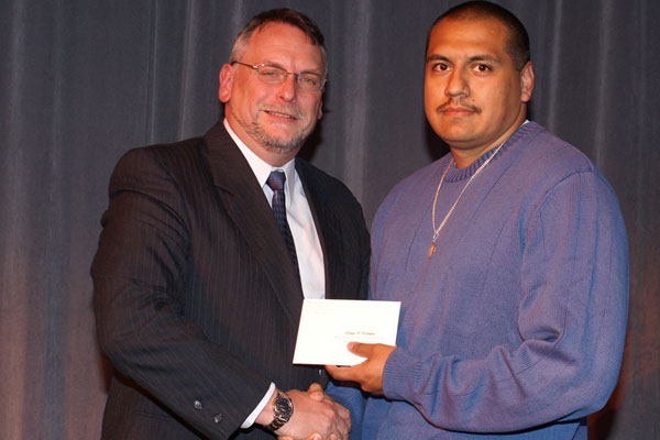 morton college foundation richard j vavra awarding scholarship